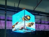 LED Screen Cube 384 x 384 x 384 mm, P6, krychle