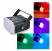 Mini LED strobo reflektor, 24x RGB LED, 10W, Auto, Sound